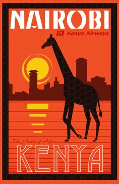 Nairobi, Kenia. Safari rondreis in Kenia met zwager en schoonzus 2002.