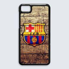 El Barca Blaugrana Football Club Blackberry Z10 Case Cover $16.89  #Accessories #Case #CellPhone #BlackBerryZ10 #hardcase #plasticcase #hardcover #football #Club #soccer #LigaBBVA #FIFA #Elclasico #Barcelona #Catalonia #spain #Blaugrana #barca #FCB