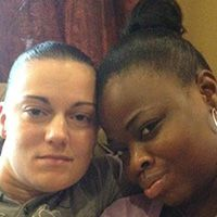 Jean + Candice - Read their love story - LGBT Couple that entered to win the 2015 EnGAYged Wedding EXPO Honeymoon and LGBT Wedding Giveaway!