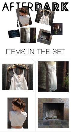 """""""After midnight"""" by annbrauerquilts ❤ liked on Polyvore featuring art, moon and polyvorecontest"""
