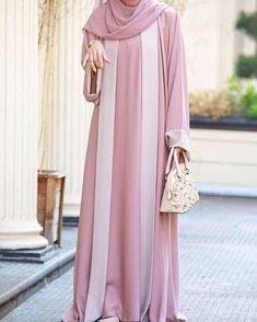 Drape yourself in pure luxury with our gorgeous Hanifa Abaya. A companion to the beautiful Malina Abaya, our Hanifa Abaya is elegant, classy and sophisticated. Abaya Designs, Muslim Dress, Hijab Dress, Islamic Fashion, Muslim Fashion, Modest Dresses, Casual Dresses, Moda Hijab, Mode Outfits