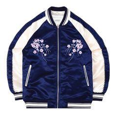 만개한 벚꽃 자수의 스카쟌 유라,한채아 ,이수민 ,전현무 착용