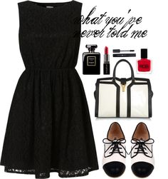 """""""what you've never told me"""" by nicki-rae on Polyvore"""