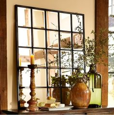 It's A Grandville Life : DIY Pottery Barn Eagan Mirror