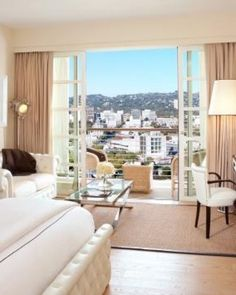 What could be better?! Mr. C Beverly Hills - Los Angeles, California #Jetsetter