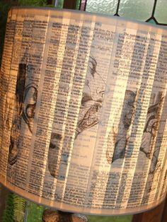 Gray's Anatomy Lamp Shade