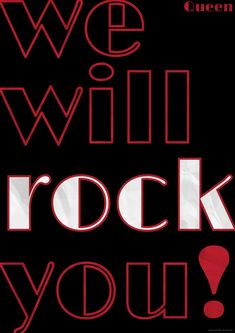 We Will Rock You | Queen