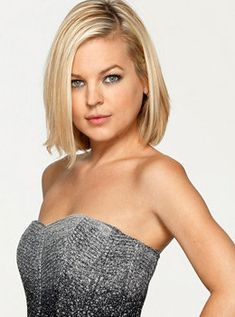 general hospital kirsten storms hair - Google Search