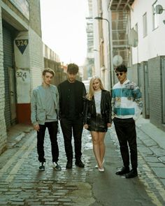 Clean Bandit.  Buy tickets online at www.clickit4tickets/music