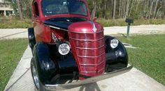 1937 International Harvester Truck D2 half ton pickup