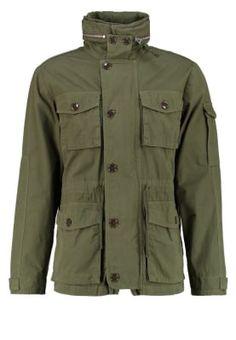 J.CREW Veste légère - hillside green - ZALANDO.FR Field Jacket fd2c868004d50