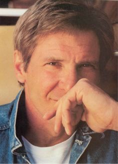 such a cute guy. Carrie Fisher Harrison Ford, Harison Ford, Chris Miller, Divas, American Presidents, Yesterday And Today, Cute Actors, Indiana Jones, Good Looking Men