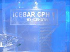 ice bar in copenhagen !