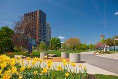 Dieppe Gardens Windsor City Ontario Canada