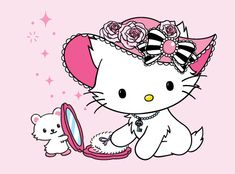 Resultado de imagen de veron - hello-kitty Wallpaper