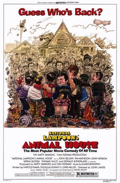 Animal House, Desmadre a la americana