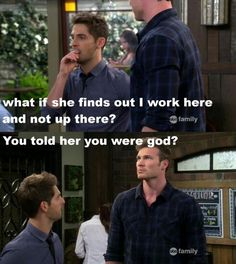 """#BabyDaddy 4x15 """"One Night Stand Off"""" - Ben and Danny"""