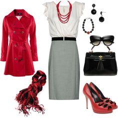 Outfit para ir a la oficina