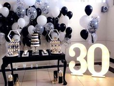 Party birthday theme for adults women 39 Super ideas 30th Birthday Themes, 30th Birthday Ideas For Women, Birthday Party Decorations For Adults, Birthday Games For Adults, Carnival Decorations, Adult Party Themes, Adult Birthday Party, Birthday Woman, 50th Party