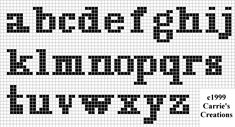 broderte bokstaver - Google-søk