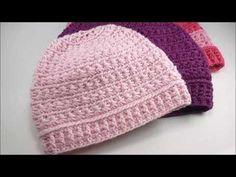 Lucky Stars Beanie – EmmeClaire Crochet
