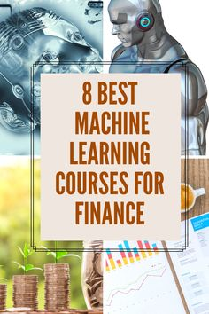 Machine Learning is making remarkable inroads in the finance industry. Many financial companies are taking advantage of machine learning. So if you are interested to learn machine learning for finance and looking for some good courses, read this article. In this article, I will share Best Machine Learning Courses for Finance that will provide good knowledge of machine learning for finance. #machinelearning #machinelearningforfinance #machinelearningcourses Machine Learning Course, Learning Courses, Data Science, Finance, Knowledge, Reading, Reading Books, Economics, Facts