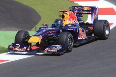 2010 Red Bull RB6 - Renault (Sebastian Vettel)