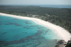 Club Med, Eluethera, beach. (Incidentally, this Club closed!)