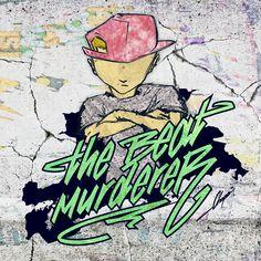 Illustration for The Beat Murderer [08-2015]