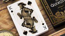 Don Quixote Vol. 1 (Hidalgo Edition) Playing Cards