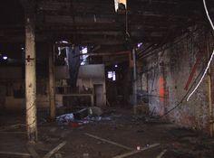 Cambridge Abandoned Building Canada