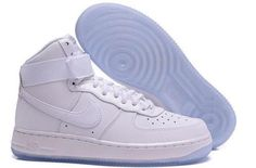 Nike Air Force 1 Mid Shoes White Classic Gradient