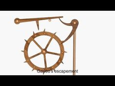 Deadbeat Escapement with Club-Tooth Wheel - YouTube
