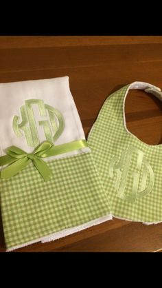 Baby gifts. Www.facebook.com/southernaccentmonogramming