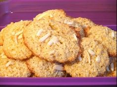 Hirse Kekse - YouTube Vegan, Cookies, Youtube, Desserts, Baby, Food, Pastries, Rolled Oats, Wheat Free Recipes
