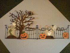 Scrapbook Halloween Border $ 1.99