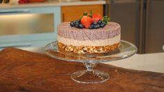 Ella's berry cheesecake