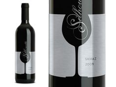 Silhouette Wine | Packaging of the World: Creative Package Design Archive and Gallery