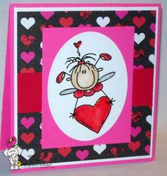 Catch The Bug Challenge Blog: Freebie Friday: Fairy Heart