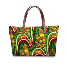 Your place to buy and sell all things handmade African Print Shirt, Ankara Bags, African Accessories, Tote Bags Handmade, Closet Essentials, Printed Bags, African Fabric, How To Look Classy, Cloth Bags