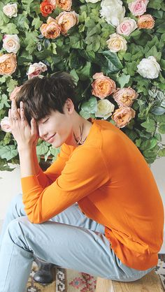 Mobile Wallpaper For Lee Jong Suk!