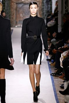 Saint Laurent Fall 2011 Ready-to-Wear Collection Slideshow on Style.com