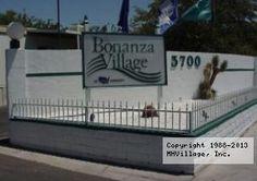 Bonanza Village in Las Vegas, NV via MHVillage.com