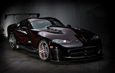 Epic Twins Turbo Motorsports Viper
