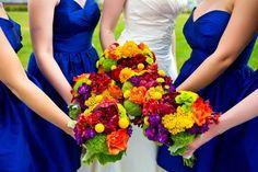 Handmaker of Things: Real Wedding