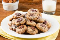 Recipe: White Chocolate Butter Pecan Cookies