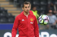 Manchester United midfielder Mkhitaryan gives injury update ahead of derby vs…