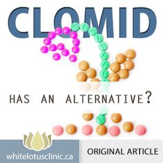 Alternative to Clomid - What Works Just as Well as the First Line Fertility Drug Very interesting!!