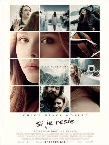 If I Stay on DVD November 2014 starring Chloë Grace Moretz, Mireille Enos, Liana Liberato, Jamie Blackley. Mia Hall (Chloë Grace Moretz) thought the hardest decision she would ever face would be whether to pursue her musical dreams at Juilliard o If I Stay Movie, See Movie, Movie Tv, If I Stay Book, Stay With Me, Mireille Enos, Movies Showing, Movies And Tv Shows, Kino News