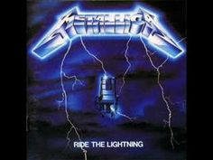 """""""Ride the Lightning"""" is the title track of the 1984 album by heavy metal band Metallica. The original version of the song was found on the Horsemen Of The Apocalypse demo with Dave Mustaine and Ron McGovney. The version found on Ride the Lightning is slightly different due to input from Cliff Burton so he was credited as well as Hetfield, Ulrich..."""